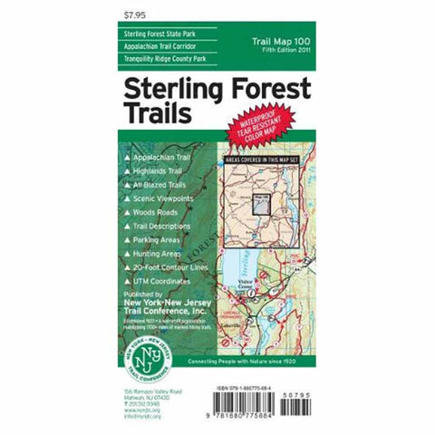 STERLING FOREST MAP 5TH ED
