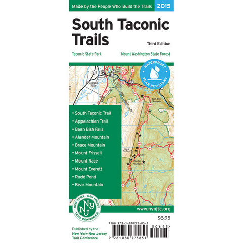 SOUTH TACONIC 3RD ED 2015