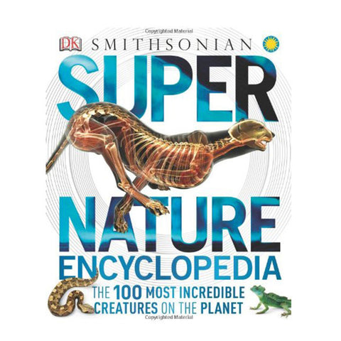 SUPER NATURE ENCYCLOPEDIA