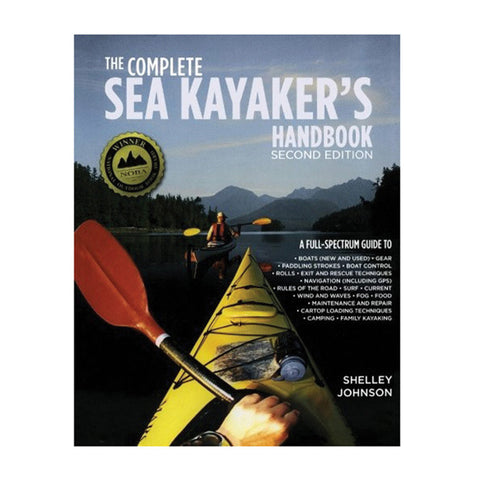 COMPLETE SEA KAYAKERS HANDBK 2