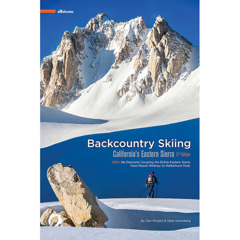 BACKCOUNTRY SKIING CALIFORNIA