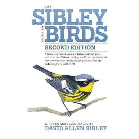 SIBLEY GUIDE TO BIRDS, 2ND ED