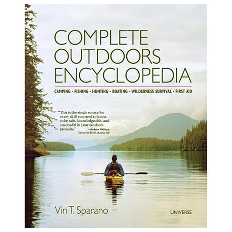CMPL OUTDOORS ENCYCLOPEDIA