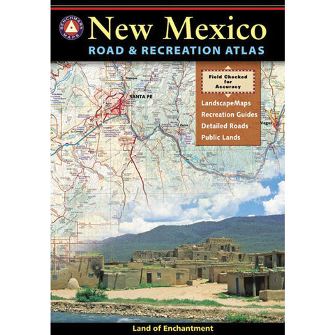 NEW MEXICO RD/REC ATLAS