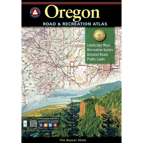 OREGON RD/REC ATLAS