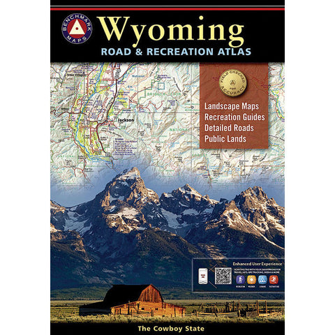 WYOMING RD/REC ATLAS