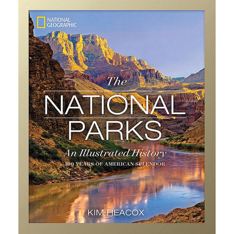THE NATIONAL PARKS: ILLUS HIST