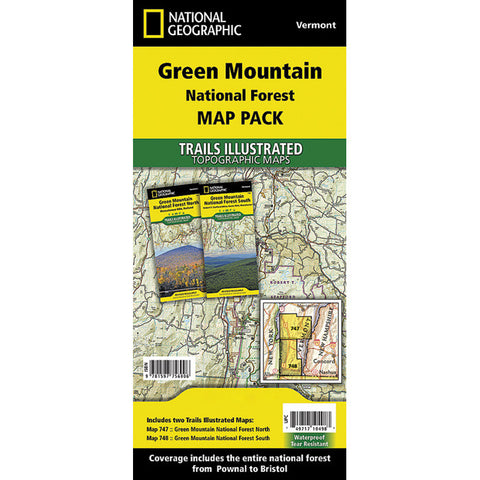 GREEN MOUNTAIN NF MAP PACK