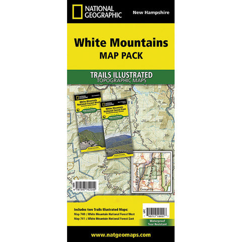 WHITE MOUNTAIN NF MAP PACK