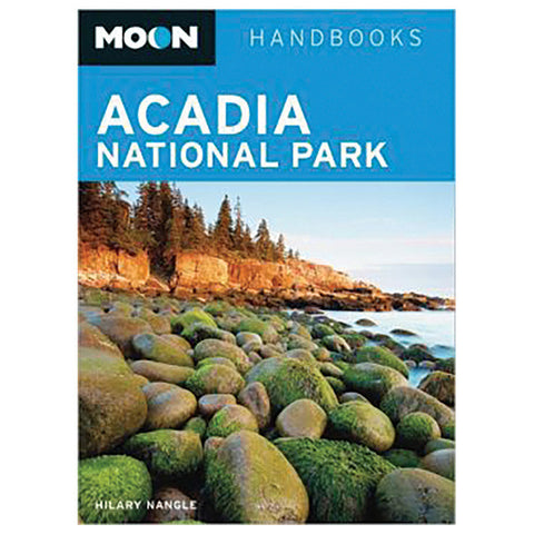 MOON ACADIA NAT PARK, 5TH ED