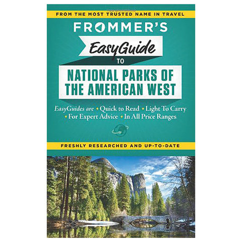 FROMMER'S GD NAT PKS AMER WEST