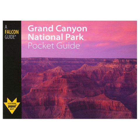 GRAND CANYON NP POCKET GUIDE
