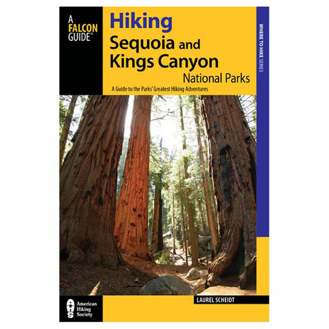 HIKING SEQUOIA KINGS 2ND