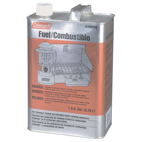 COLEMAN FUEL WHITE GAS 1 GALON
