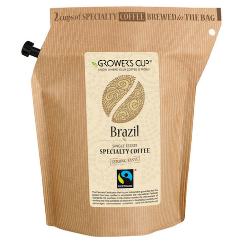 BRAZIL COFFEE STRONG 2 CUP