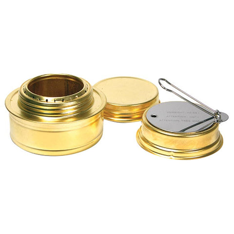 ALCOHOL BURNER BRASS