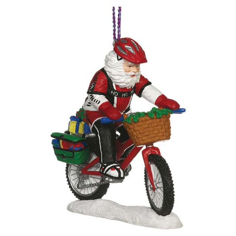 MOUNTAIN BIKE SANTA