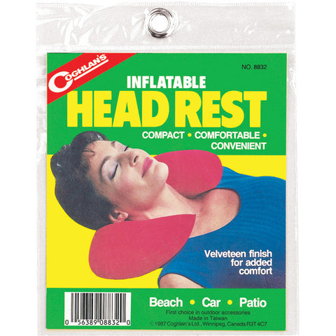 INFLATABLE HEADREST