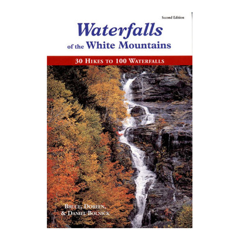 WATERFALLS IN THE WHITE MTNS
