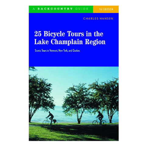 25 BICYCLE TOURS LAKE CHAMPLAI