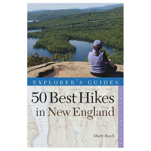 50 HIKES: NEW ENGLAND