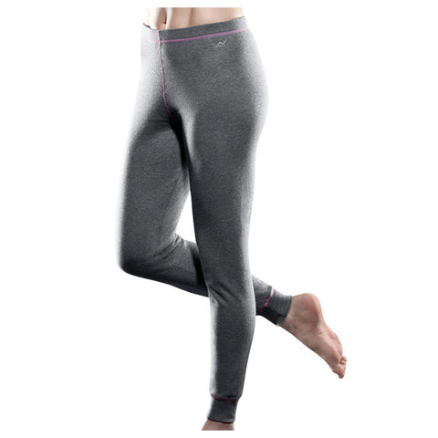 DOUBLE LAYER WMNS PANT GREY LG