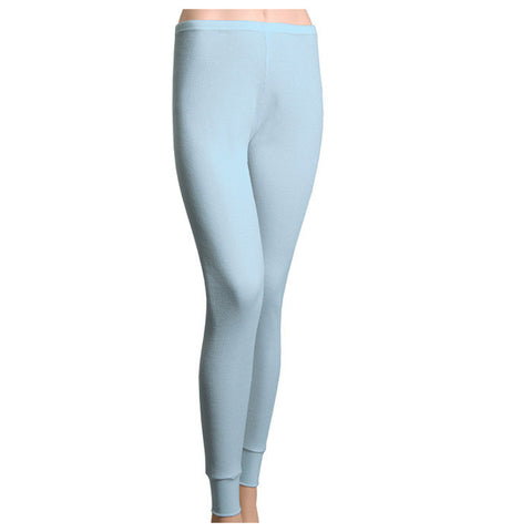 WAFFLE WMNS PANT BLUE MD
