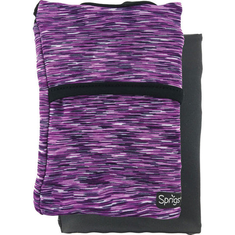 BIG BANJEE PURPLE MELANGE/BLK