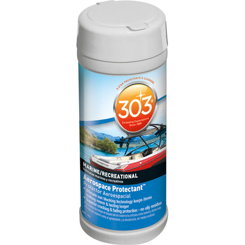303 PROTECTANT WIPES 40-TOWLS