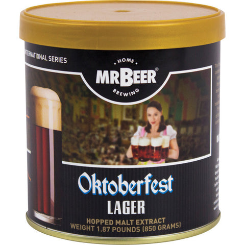 MR. BEER OKTOBERFEST REFILL