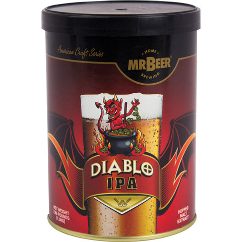 MR. BEER DIABLO IPA REFILL