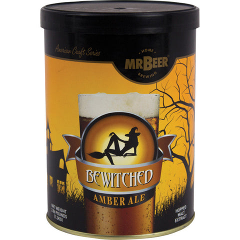 MR. BEER BEWITCHED ALE REFILL