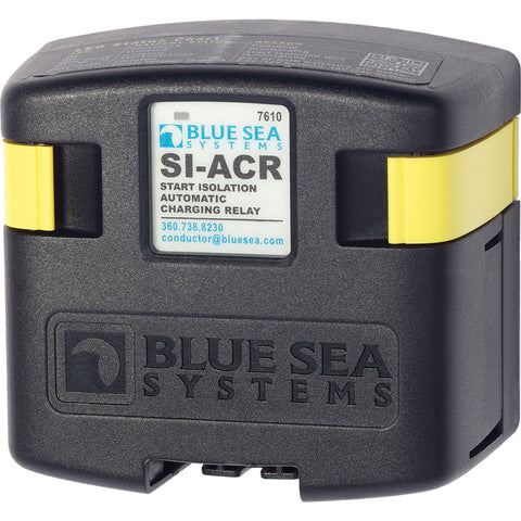 Blue Sea 7610 120 Amp SI-Series Automatic Charging Relay [7610]