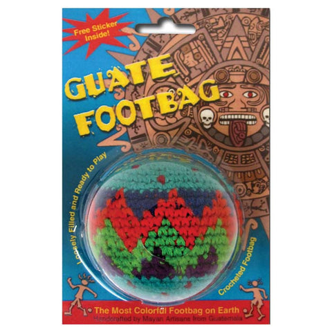 GUATE FOOTBAG BLISTER PACK