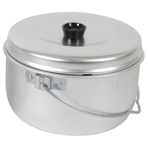 ALU COOK POT W/ LID 2.51L