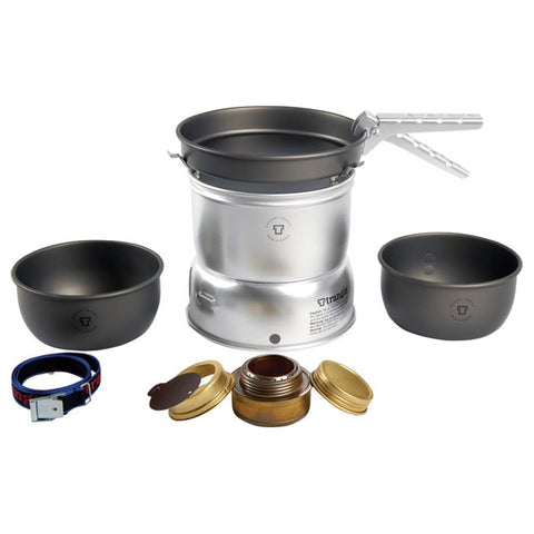 27-7 HA STOVE KIT W/GAS BURNER