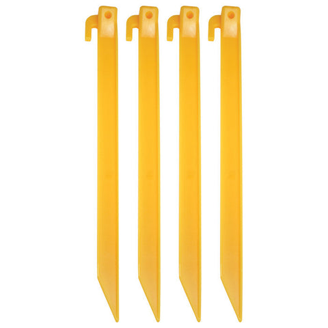 "TENT PEG ABS 12"" - 4 PACK"