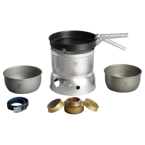27-9 UL HARD ANODIZ STOVE KIT