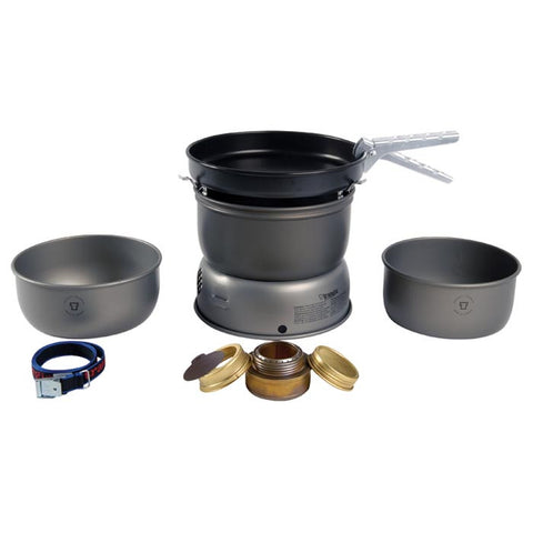25-3 UL HARD ANODIZ STOVE KIT