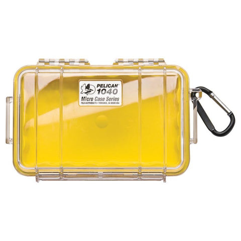 MICRO CASE 1040 YELLOW/CLEAR