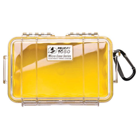 MICRO CASE 1050 YELLOW/CLEAR
