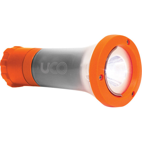 CLARUS LANTERN/FLASHLIGHT-ORG