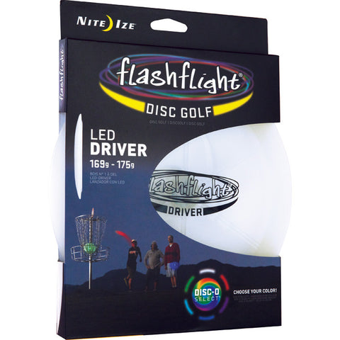 FLASHFLIGHT LED DISCGOLF DRIVE
