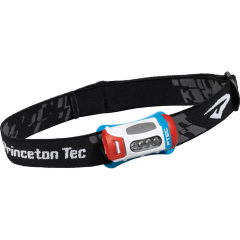 FRED HEADLAMP RED/WHITE/BLUE