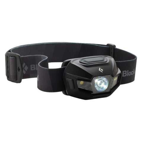 REVOLT HEADLAMP MATTE BLACK