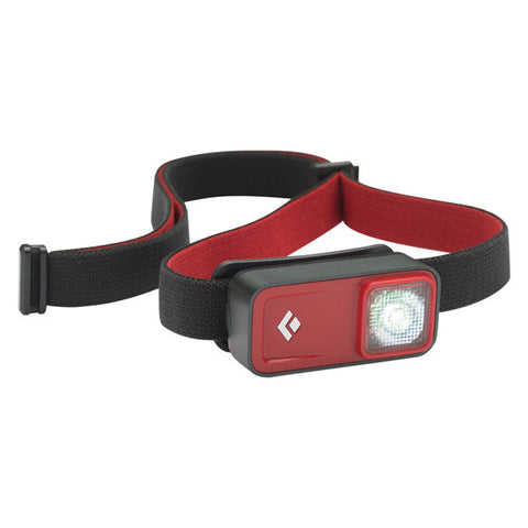 ION HEADLAMP FIRE RED