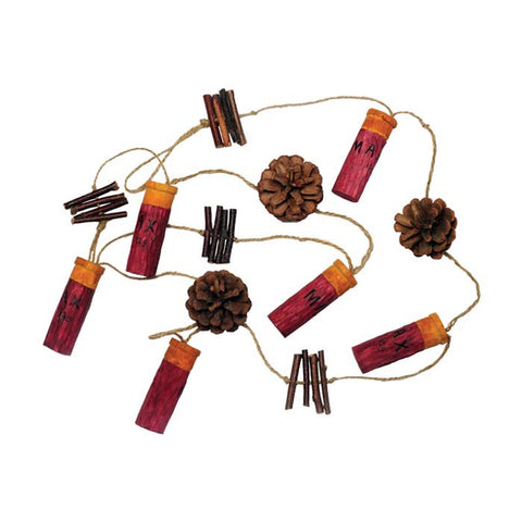 SHOT SHELL GARLAND