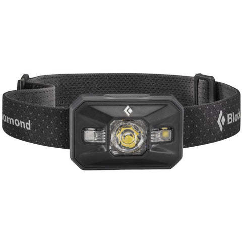 STORM HEADLAMP MATTE BLACK
