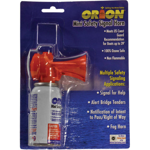 SAFETY AIR HORN MINI 1.5 OZ