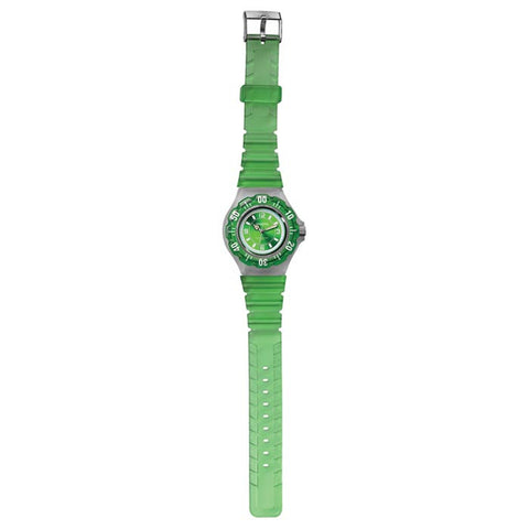 JELLY WATCH GREEN